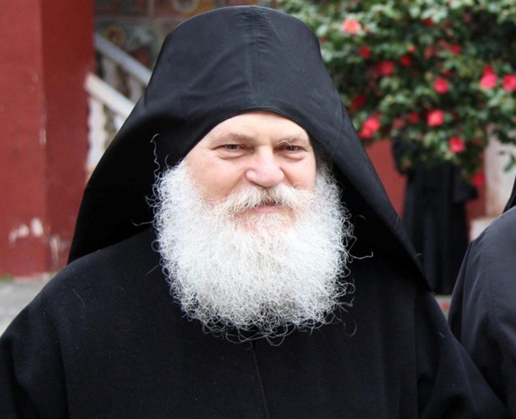 Στον Αρχιεπίσκοπο Αμερικής ο Γέροντας Εφραίμ