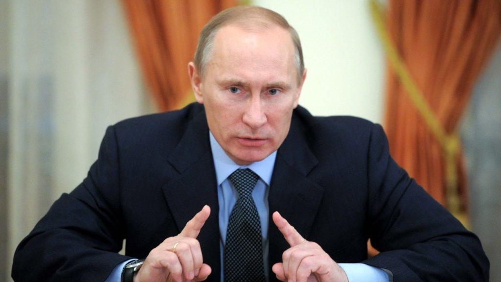 Νέα επίθεση Πούτιν κατά της Αυτοκεφαλίας