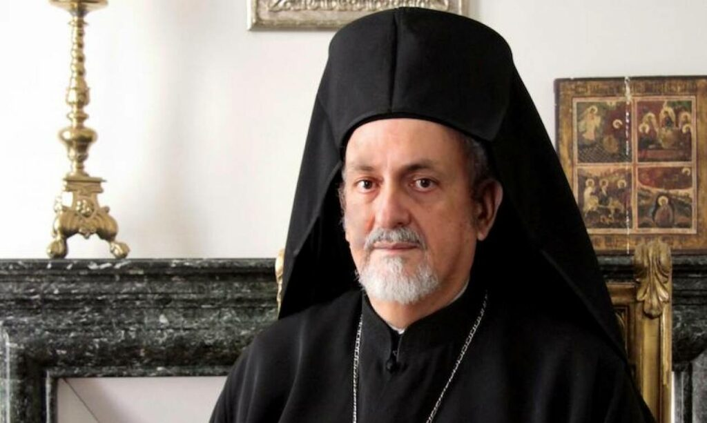 Met. Emmanuel of Gaul offers to create vicariate for parishes of Constantinople's former Russian Exarchate