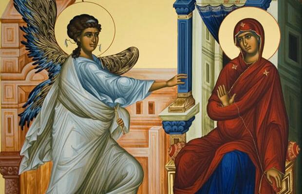 «Η Παρθένος θα συλλάβει και θα γεννήσει Υιό και θα τον ονομάσουν Εμμανουήλ»