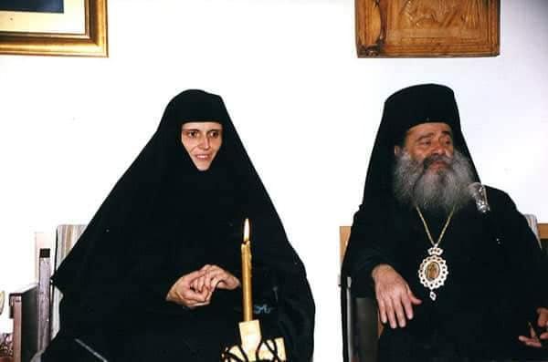 Εκοιμήθη η Ηγουμένη Ιωάννα του Ιερού Ησυχαστηρίου «Παναγία Φοβερά Προστασία»