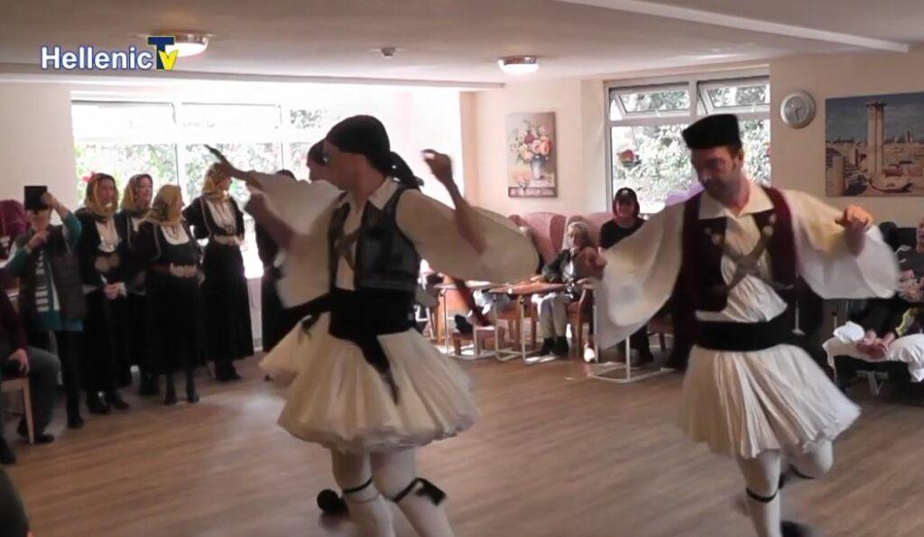 Ομογένεια – Εδώ Λονδίνο: Lyra Greek Dancers