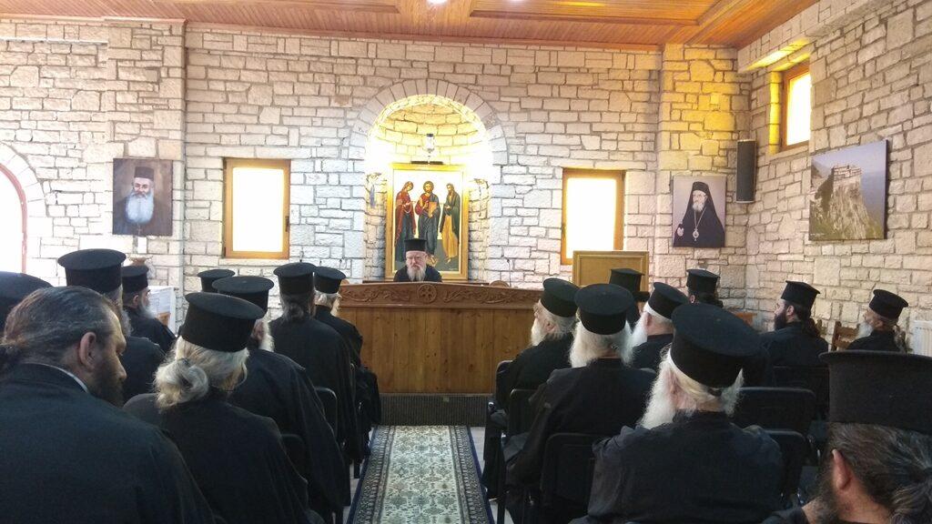 Μητρ. Κοσμάς: Αναγκαία η ενότητα στη διακονία των Κληρικών