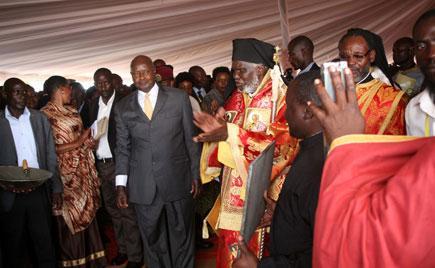 Μαραθώνιος συγκέντρωσης χρημάτων για την ανέγερση Ορθόδοξου Ναού στην Ουγκάντα