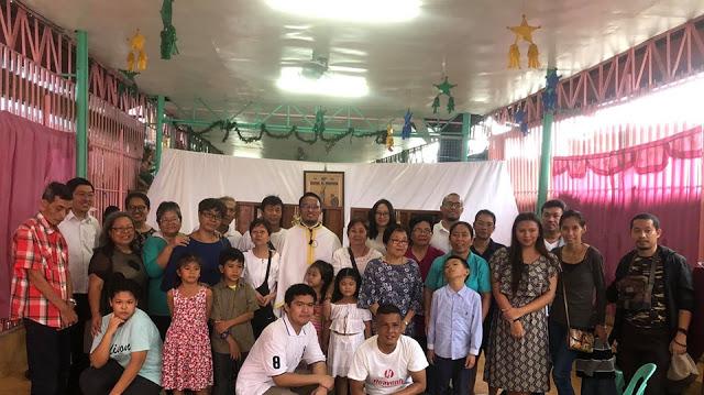 Τίμησαν τους Πρωτοκορυφαίους Αποστόλους στις Φιλιππίνες