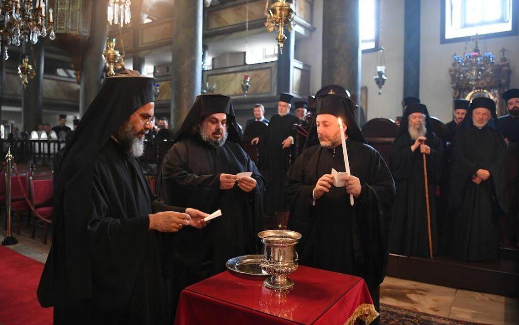 Το Οικ.Πατριαρχείο για την εκλογή του νέου Αρχιεπ.Θυατείρων