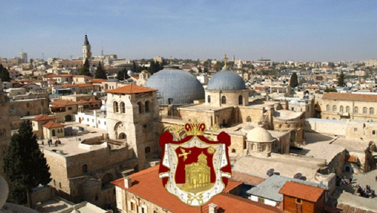 Decisions of the Holy and Sacred Synod of the Jerusalem Patriarchate