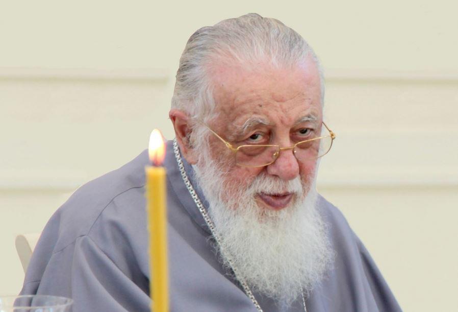 Илия II обращается к живущим в США грузинам