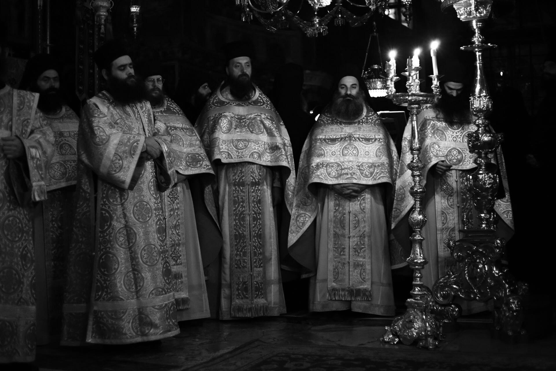 Η Ι.Μ.Μ. Βατοπαιδίου τιμά την Αγία Ζώνη – «Ευλογημένοι σε αυτό το ουράνιο θερμοκήπιο»