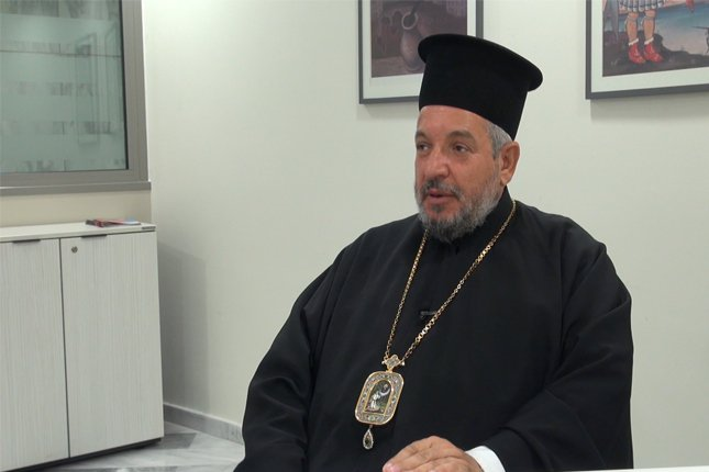 Sunday Sermon, 9 August 2020 by His Eminence Metropolitan Serafim Kykotis