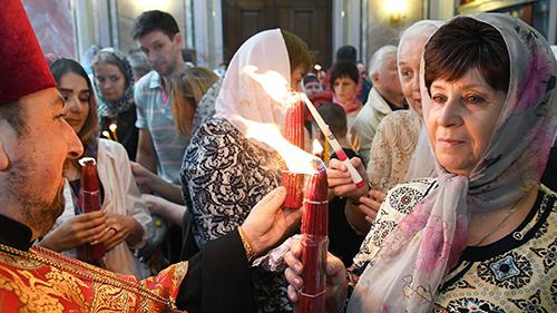 В Госдуме предложили ввести выходной в честь Пасхи