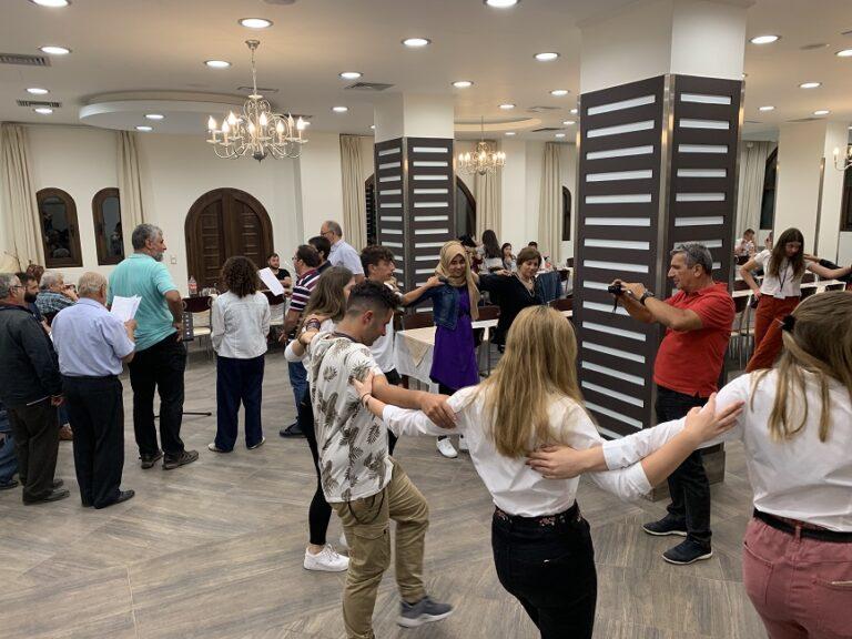 Επίσκεψη μαθητών από Πολωνία και Τουρκία στην Ιερά Μητρόπολη Ιεραπύτνης