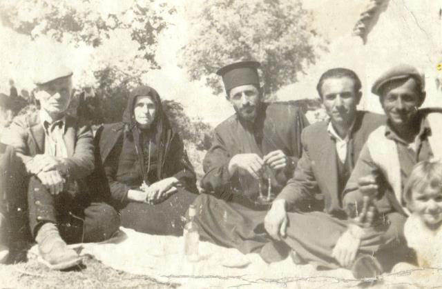 H μαρτυρία της Κασσιανής Μπόμπολη για τη Μονή Ταξιαρχών Δερβιτσάνης
