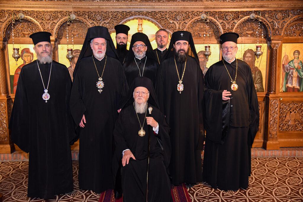 Συνάντηση της Επιτροπής Ορθοδόξων (CROCEU) με τον Οικουμενικό Πατριάρχη