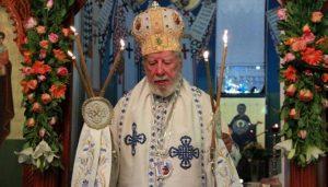 Представи се в Господа бившият митрополит на Перистери Хризостом