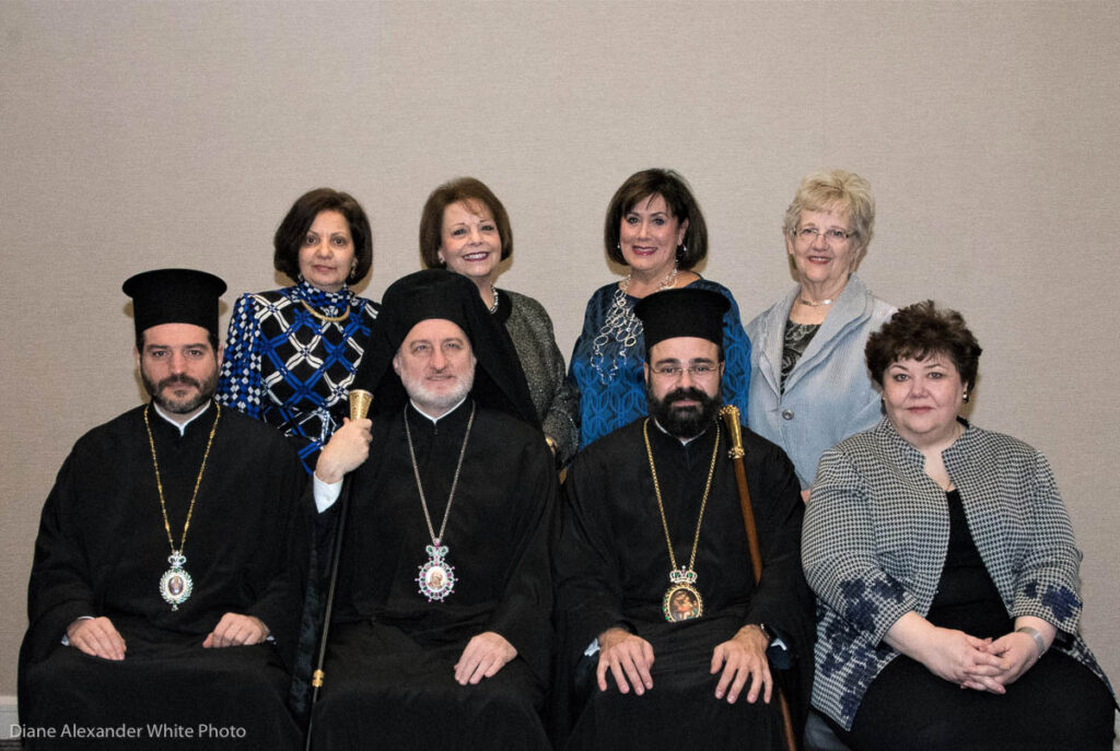 Archbishop Elpidophoros Designates National Philoptochos Society Sunday