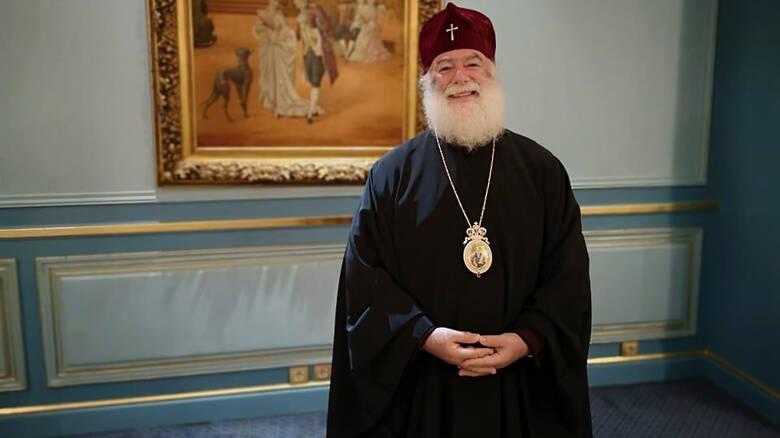 Επίτιμος Δημότης Παπάγου ο Πατρ. Αλεξανδρείας