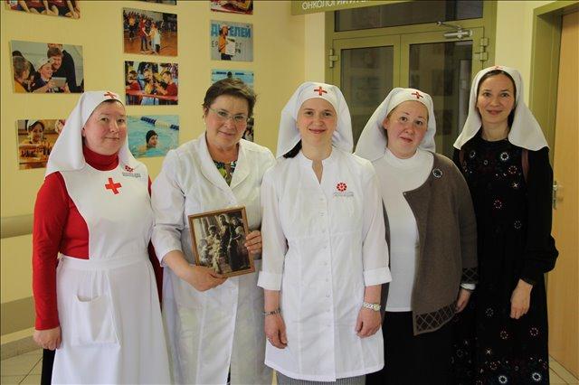 Паллиативное отделение детской областной больницы №1 вошло в число подопечных Православной службы милосердия