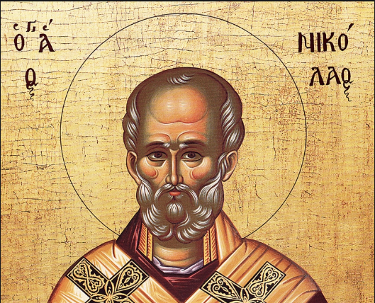 Archiepiscopal Encyclical for the Feast of St. Nicholas