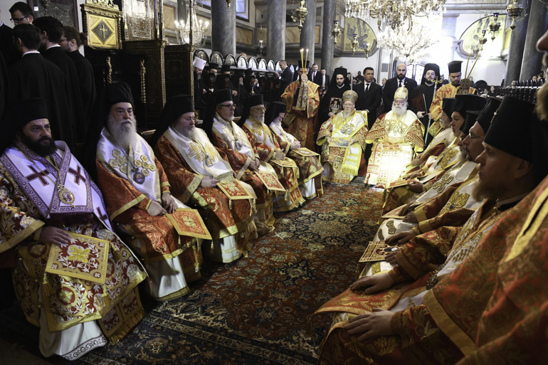 Photos from the Thronal Feast of the Ecumenical Patriarchate