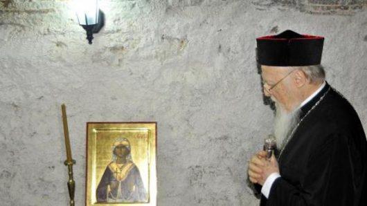 Στη φυλακή της Αγίας Βαρβάρας ο Οικουμενικός Πατριάρχης
