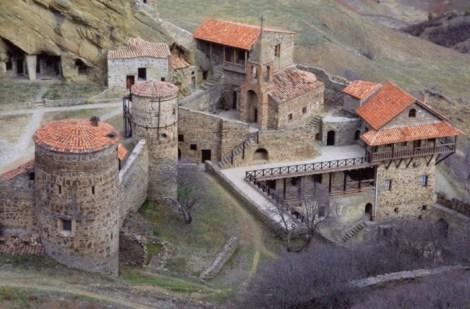 Γεωργία και Αζερμπαϊτζάν ερίζουν για τον Όσιο Δαβίδ
