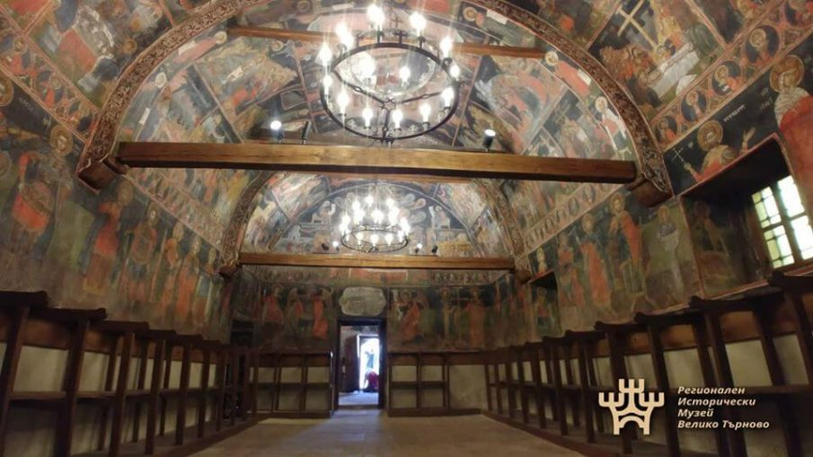Reopening of Cathedral of St. Athanasius of Arbanasi in Bulgaria