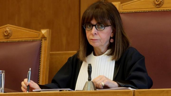 Αικ. Σακελλαροπούλου: Η πρώτη γυναίκα Πρόεδρος της Δημοκρατίας