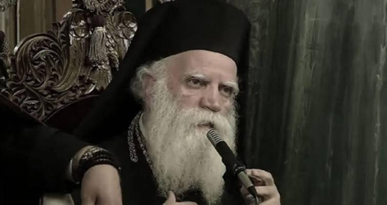ΕΚΤΑΚΤΟ – Συνελήφθη ο Μητροπολίτης Κυθήρων, σχηματίστηκε δικογραφία εις βάρος του γιατί τέλεσε την Ακολουθία των Χαιρετισμών