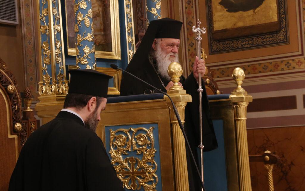 Το στοργικό και παρηγορητικό μήνυμα του Αρχιεπισκόπου στον Ακάθιστο Ύμνο «Κουράγιο και υπομονή  θα νικήσουμε και πάλι»