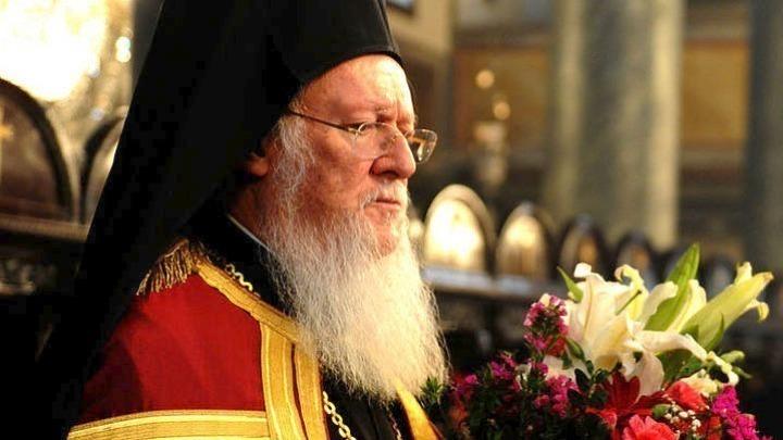 Τηλεφωνική επικοινωνία του Οικ. Πατριάρχη με τον Σ. Τσιόδρα