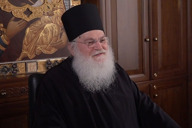 Invitation to the '3rd e-Synaxis from Holy Mount Athos with Elder Ephraim and the faithful of the Saint Nicholas and Saint John the Apostle Students Church in Cluj-Napoca, Romania'