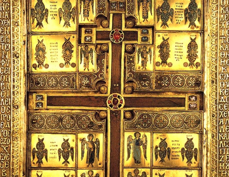 იმპერატორ კონსტანცის დროს იერუსალიმის ცაზე პატიოსანი ჯვრის გამოცხადების სასწაული (351 წელი); 7 (ახალი სტილით – 20) მაისი