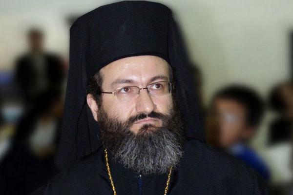 Για τους Αγίους Κωνσταντίνο και Ελένη μίλησε ο Επίσκοπος Μεσαορίας