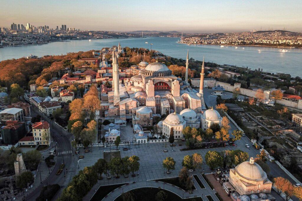 Turkey's top administrative court repeals 1934 decree turning Hagia Sophia into museum