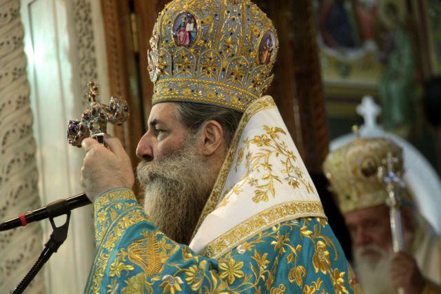 Την παραμονή της Παναγίας στην Ευαγγελίστρια Πειραιώς