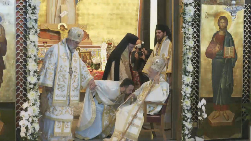 Participation of HG Bishop Ioan Casian in the episcopal ordination HG Iakovos of Zenoupolis (Ecumenical Patriarchate – Canada)