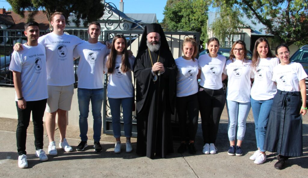 Message from Archbishop Makarios of Australia concerning International Youth Day
