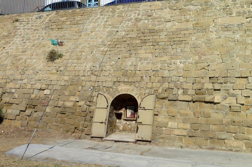 Γιορτάζει η Αγία Θέκλα στα τείχη της Λευκωσίας