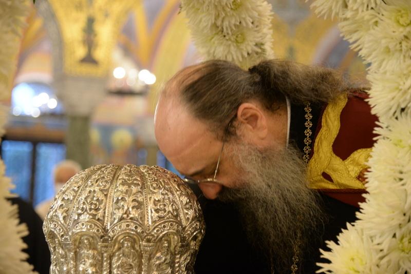 Να φωτίσει ο Άγιος Ανδρέας όσους υβρίζουν τη Θεία Ευχαριστία