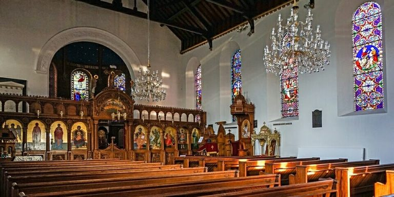 Archdiocese of Thyateira & Great Britain – Archbishop's Itinerary