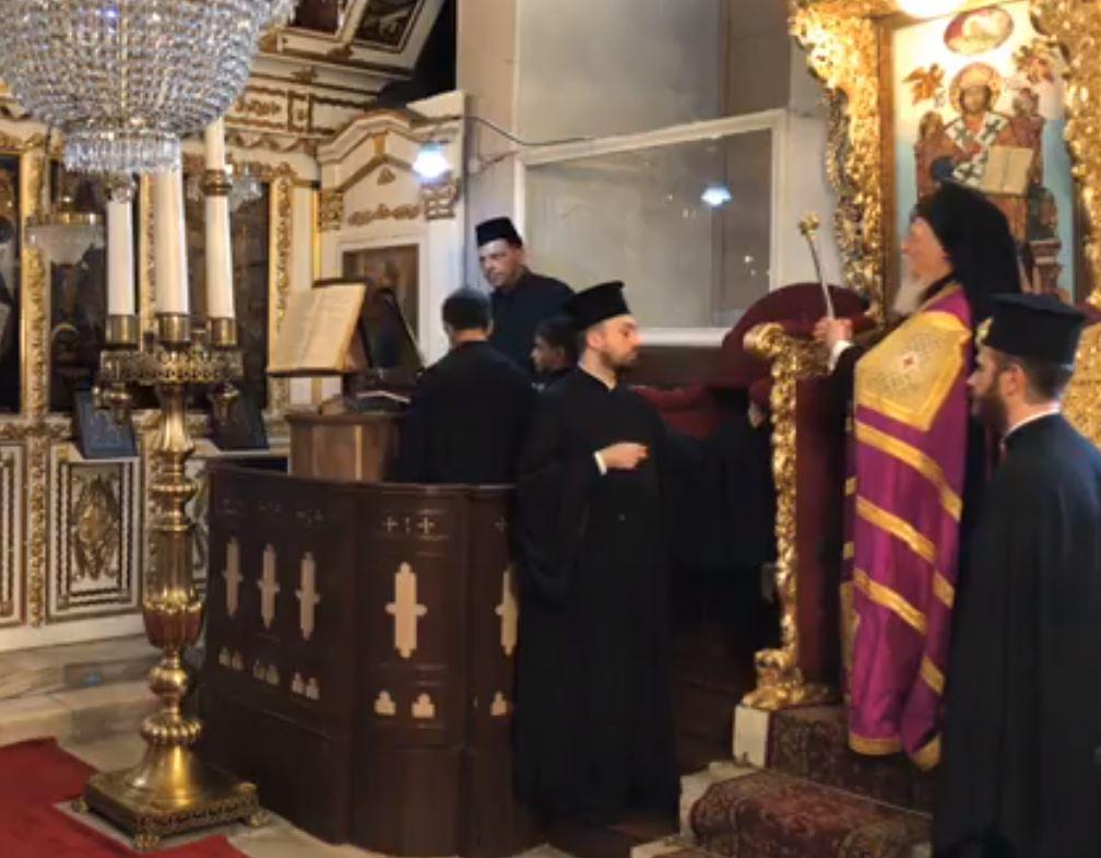 Οικ. Πατριάρχης: «Αντέχουμε, προσευχόμεθα και συνεχίζουμε»