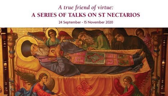 Life of St Nectarios the focus of insightful talks organised by St Nectarios Parish Burwood