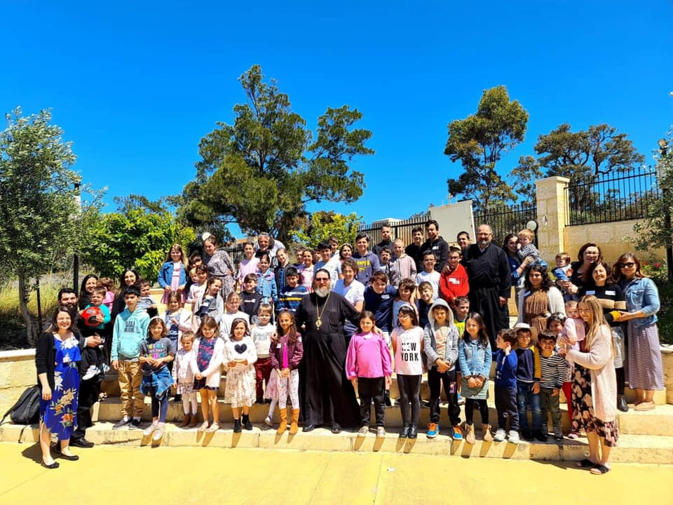 The Archdiocesan District of Perth Organises a Fun Day for Children