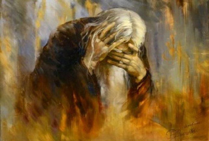 Μετεωρισμός στην προσευχή – Οσίου Θεοφάνους του εγκλείστου