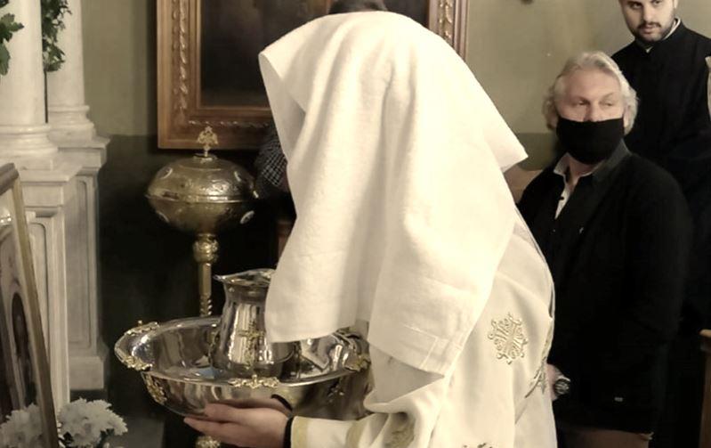 Χειροτονία νέου Ιεροδιακόνου στην Κάλυμνο (ΦΩΤΟ)