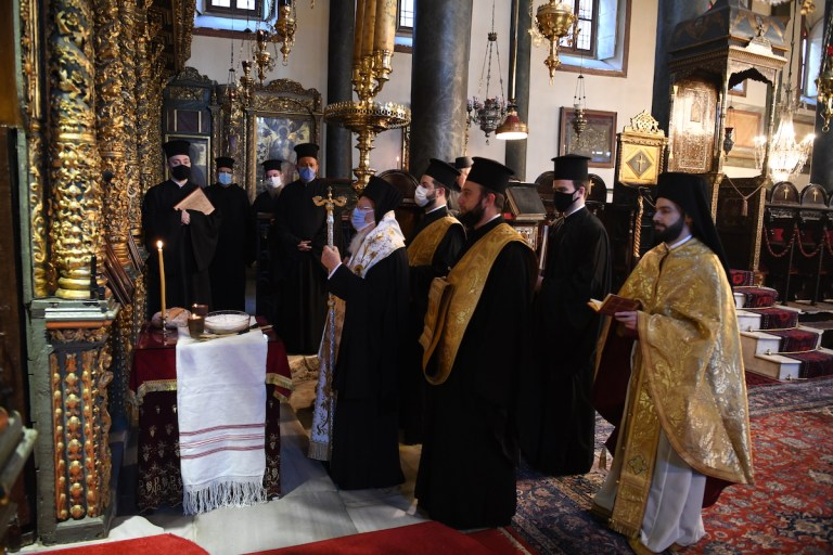 The Ecumenical Patriarch prayed for the victims of the Great Famine in Ukraine