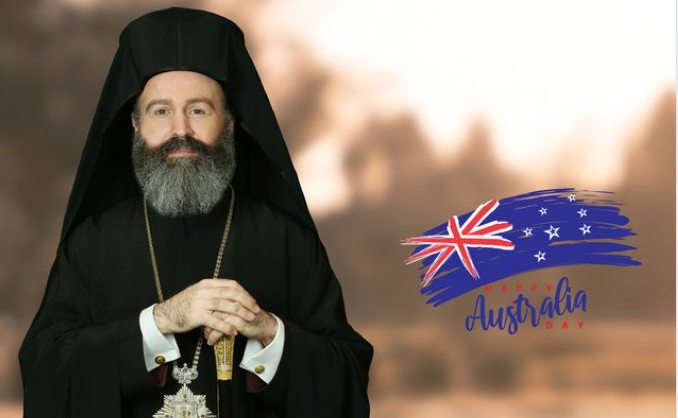Message from His Eminence Archbishop Makarios of Australia for Australia Day