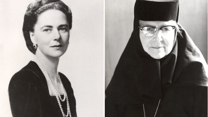 MOTHER ALEXANDRA, ROMANIAN PRINCESS AND FOUNDRESS OF PENNSYLVANIA MONASTERY, HONORED ON 30TH ANNIVERSARY OF REPOSE