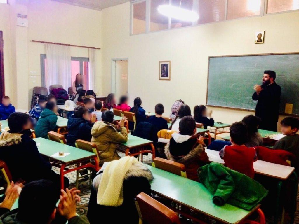 ΔΙΔΥΜΟΤΕΙΧΟ: Η Εκκλησία έρχεται κοντά στα παιδιά και την οικογένεια